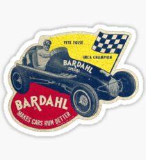 Bardahl sprint car Sticker