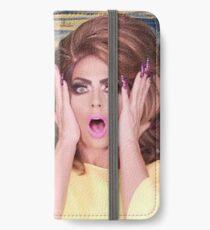 Rupaul's Drag Race - Alyssa Edwards - The Scream iPhone Wallet/Case/Skin