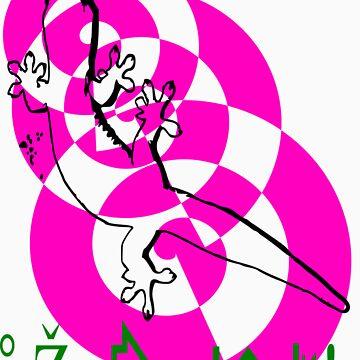 60's GeoGecko by GeoGecko