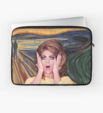 Rupaul's Drag Race - Alyssa Edwards - The Scream Laptop Sleeve