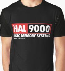 HAL 9000 Graphic T-Shirt