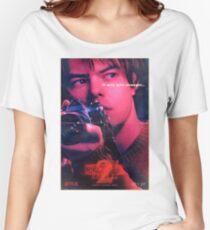 Jonathan Stranger Things Women's Relaxed Fit T-Shirt