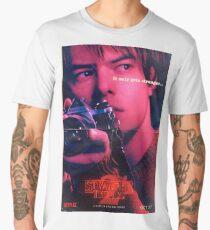 Jonathan Stranger Things Men's Premium T-Shirt