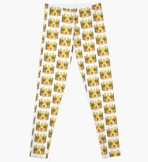 Princess Crown Leggings