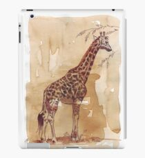 Lean and tall iPad Case/Skin