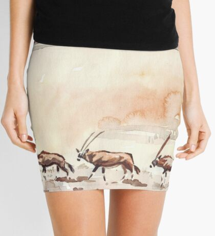 Meet South Africa! Mini Skirt