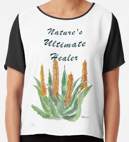 Aloe ferox - Der ultimative Heiler der Natur Chiffontop