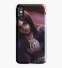 alice in otherland iPhone Case/Skin