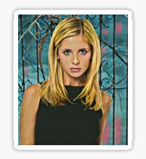She Saved The World... Sticker