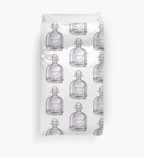 Patron Tequila Bottle Duvet Cover