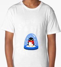 Snow Better Place To Be Long T-Shirt