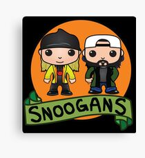 Snoogans! Canvas Print