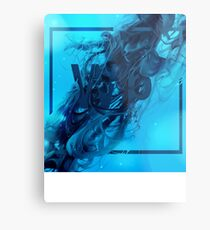 Wp Graphics Design Metal Print