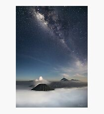 Under the Milky Way Photographic Print