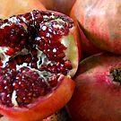 Pomegranate by Moshe Cohen