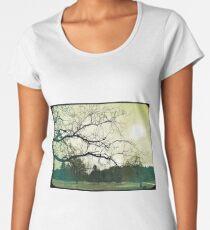 Winter haze Women's Premium T-Shirt