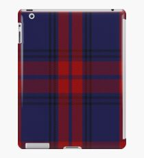00685 Falkirk Football Club Tartan  iPad Case/Skin