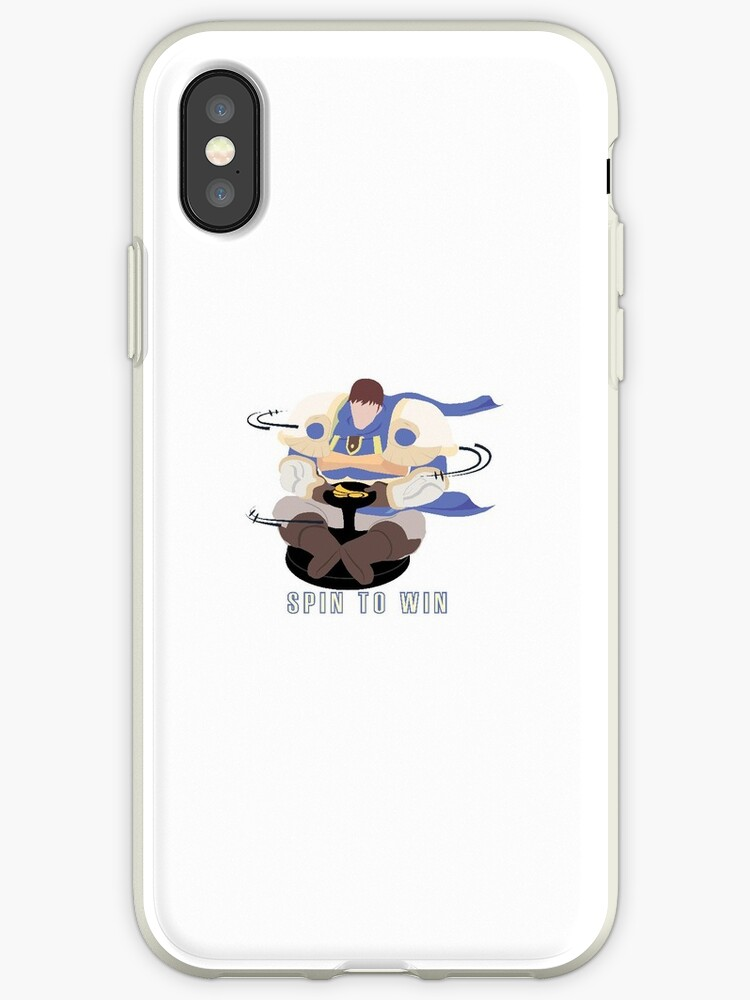 'Spin to Win - Garen' iPhone Case by BoiBill