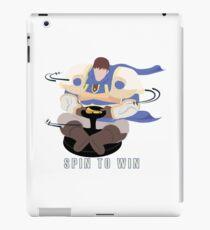 Spin to Win - Garen iPad Case/Skin