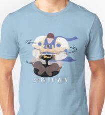Spin to Win - Garen Unisex T-Shirt