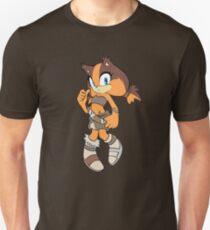 Sega - Sticks The Badger Unisex T-Shirt