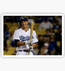 corey seager smiling Sticker