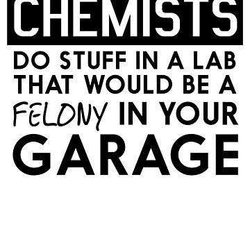 Chemists Do Stuff In A Lab by careers