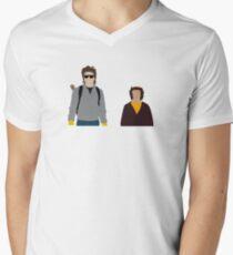 Steve and Dustin-Stranger Things T-Shirt