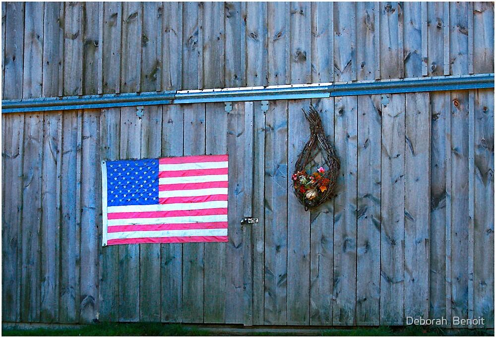 American Rural Patriot by Deborah  Benoit