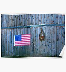 American Rural Patriot Poster