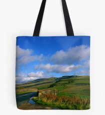 The Road to the Dales Tote Bag