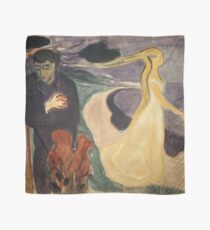 "Edvard Munch ""Separation"", 1896 Scarf"
