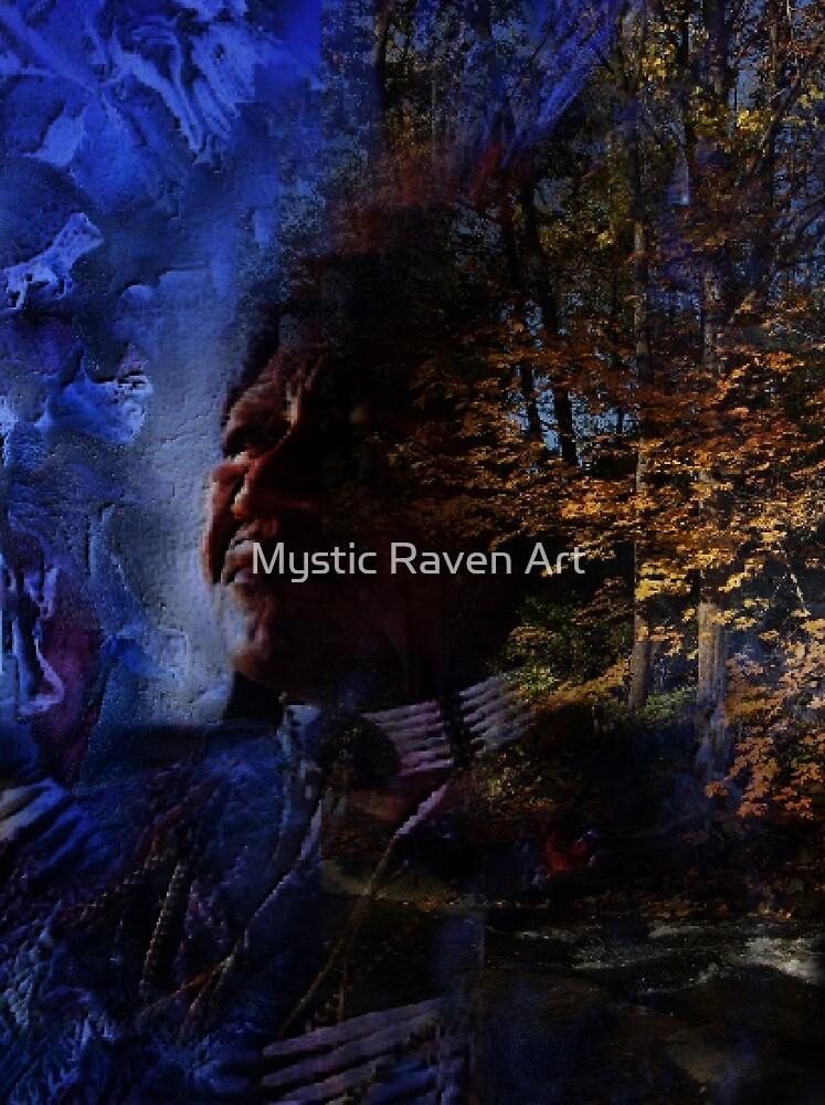 Glooskap the Creator of Wonderful Things by Mystic Raven Art