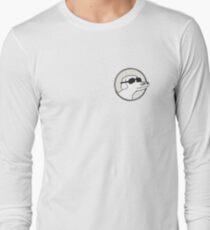 Modern Baseball Dog Long Sleeve T-Shirt