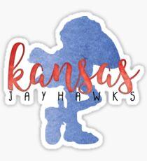 Kansas Jayhawks Sticker