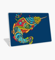 Narwhal, cool art from the AlphaPod Collection Laptop Skin
