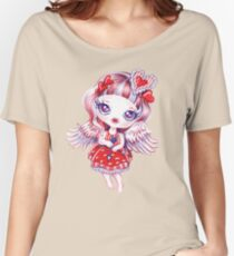 Valentine Girl Women's Relaxed Fit T-Shirt