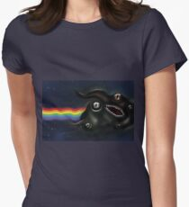 Nyan-lathotep Fitted T-Shirt