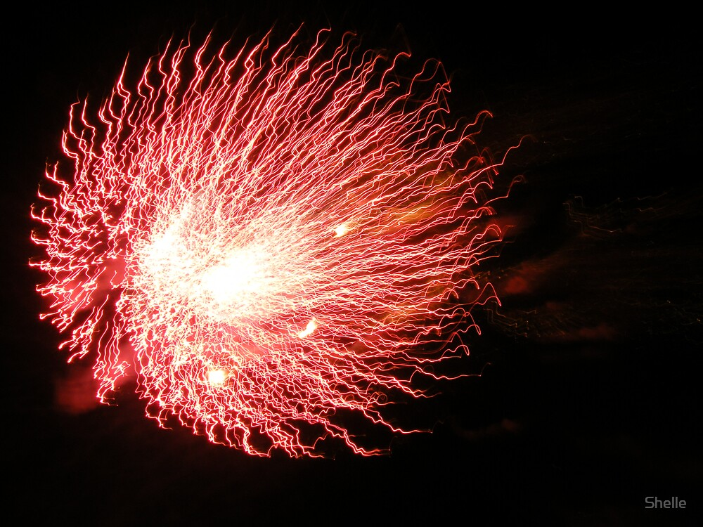 fire works2 by Shelle