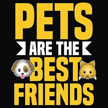 Best friend T-Shirt by Nortonrf