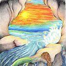 A Mermaids Peace by JazmynMarie