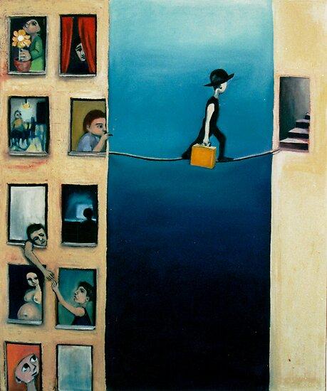 A Single Life by sarenart