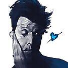 Tom Waits - Blue Valentines by Brad Collins