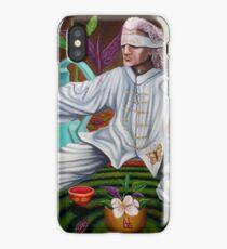 'Tea Chi/Chado Tea' (Upper Panel) iPhone Case/Skin