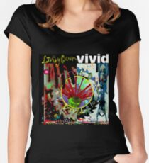 Living Faith Vivid Women's Fitted Scoop T-Shirt