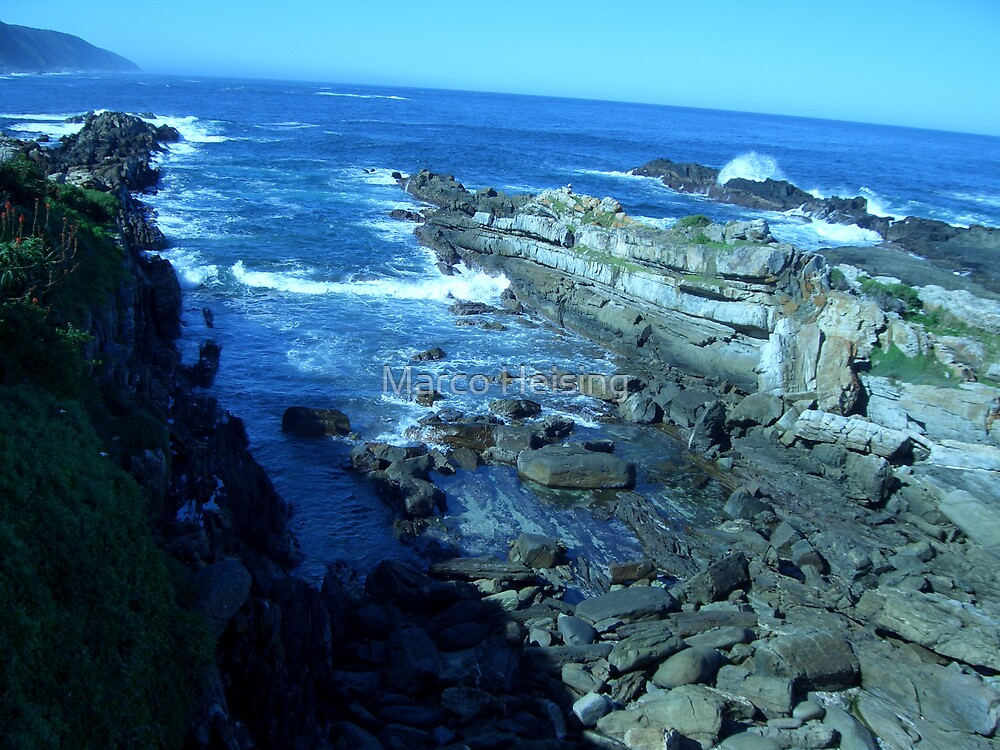 South African Coast by Marco Heising