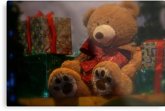 Christmas Morning by Barbara  Brown