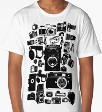 Cameras Long T-Shirt