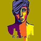REBEL by Fabriziocruz