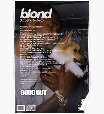 Frank Ocean - Good Guy Poster